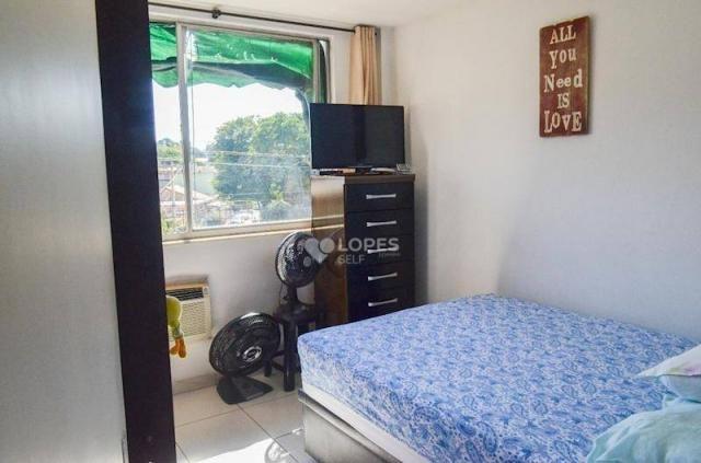 Apartamento à venda, 60 m² por R$ 150.000,00 - Colubande - São Gonçalo/RJ - Foto 4