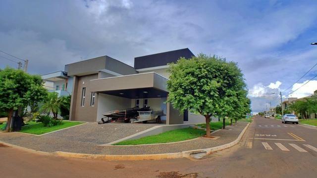 Casa 3 Suítes + Escritório, 183 m² c/ lazer no Condomínio Mirante do Lago - Foto 5