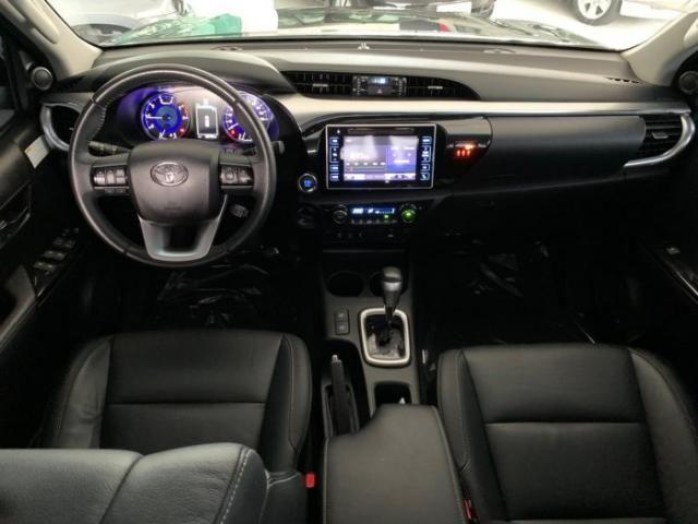 Toyota hilux 2018 2.8 srx 4x4 cd 16v diesel 4p automÁtico - Foto 7