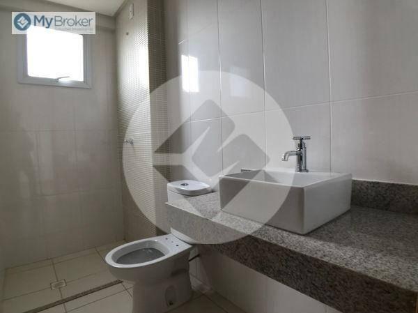 Apartamento com 3 dormitórios à venda, 113 m² por R$ 597.000,00 - Setor Bueno - Goiânia/GO - Foto 12