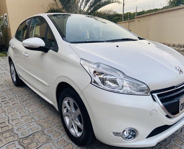 Peugeot 208 active 1.5 2014 (única dona) - Foto 4