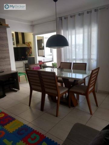 Apartamento com 2 dormitórios à venda, 65 m² por R$ 330.000,00 - Jardim Goiás - Goiânia/GO - Foto 3