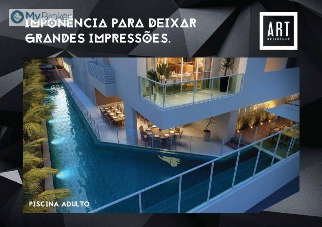 Apartamento com 3 dormitórios à venda, 107 m² por R$ 677. - Setor Bueno - Goiânia/GO - Foto 11