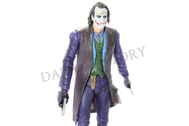 Boneco Coringa Joker Colecionável - Foto 4