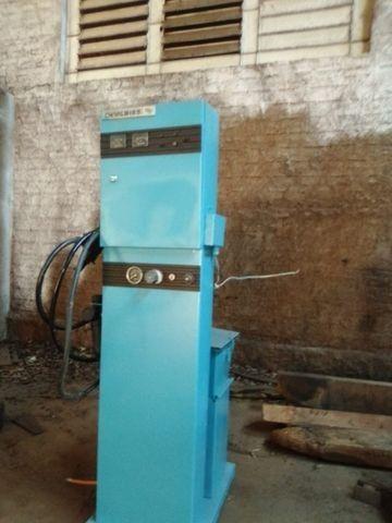 Cabine de pintura eletrostática - Foto 6