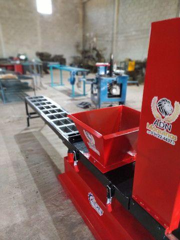 Maquinário para fabricar pavers DORMIDOS lançamento - Foto 3