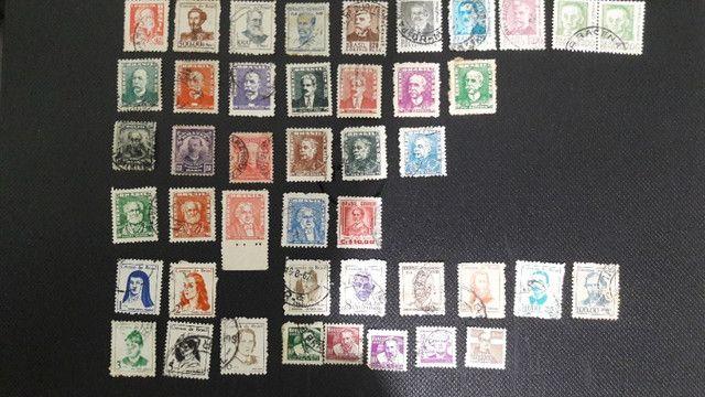 Filatelia, selos raros do Brasil, São Paulo