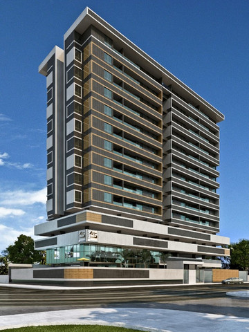 Residencial Smart 445 - Praia da Ponta Verde com Entrada a partir de R$ 3.419,00