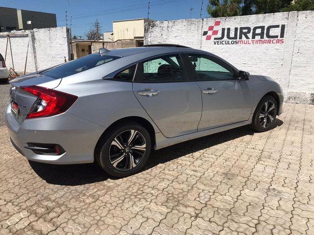 Honda/civic touring 1.5 turbo 16v aut 2018/2018 - Foto 6