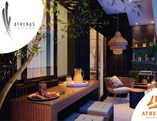 Residencial Athenas Future Living/ Apartamento 67,39m2/ 2 quartos (sendo 1 suíte)/ 1 vaga - Foto 8