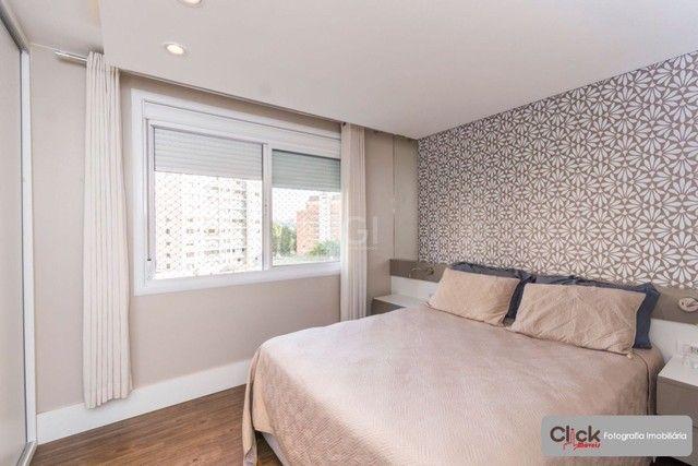 Apartamento à venda com 3 dormitórios em Jardim europa, Porto alegre cod:KO14104 - Foto 12