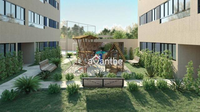 Apartamento com 3 dormitórios à venda, 66 m² por R$ 261.534,00 - Socopo Zona Leste - Teres - Foto 4