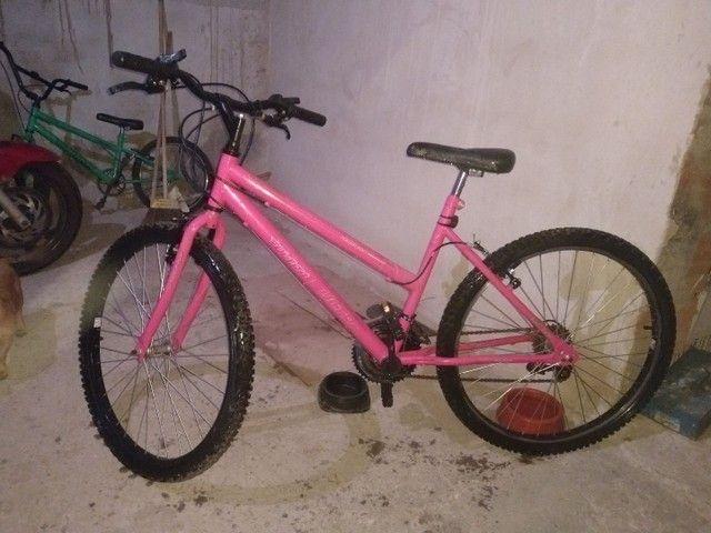 Bike 18 marcas seminova - Foto 6