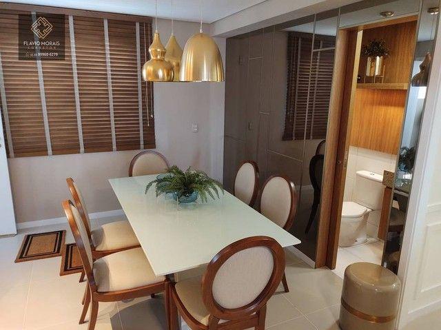 Apartamento  119 metros com 3 quartos em Papicu - Fortaleza - CE - Foto 2