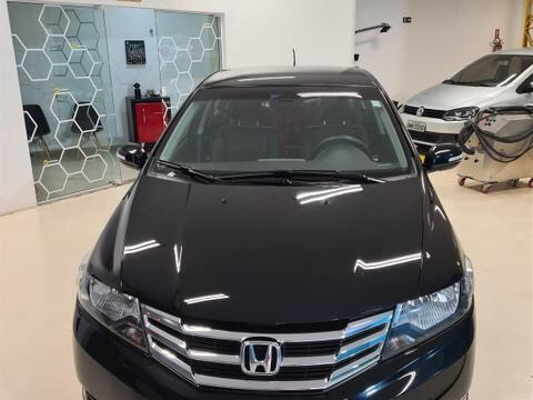 Honda City 1.5  Ex Flex 2013 - Entrada 16.500 + 700,00 - Foto 2