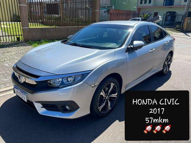 Honda Civic 2017 - apenas 56mkm - Foto 5