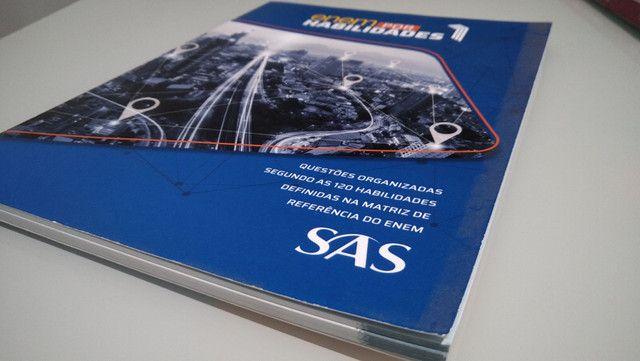 Apostilas SAS para vestibular - Foto 2