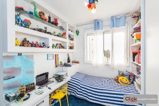 Apartamento à venda com 3 dormitórios em Jardim europa, Porto alegre cod:KO14104 - Foto 20