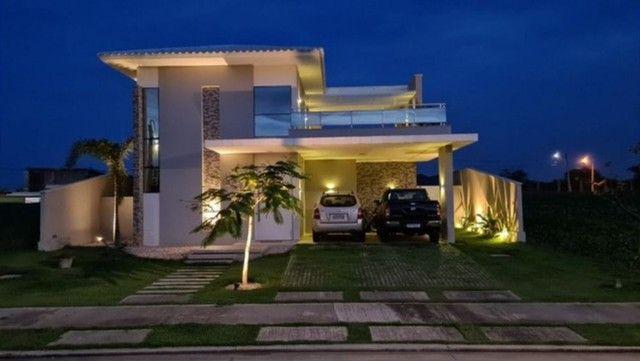 Casa no Alphaville Eusébio, Cidade alpha Ceará 2, Residencial 2 #ce11 - Foto 2