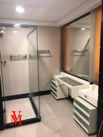 Apartamento com 4 dormitórios à venda, 280 m² por R$ 1.100.000,00 - Miramar - João Pessoa/ - Foto 4