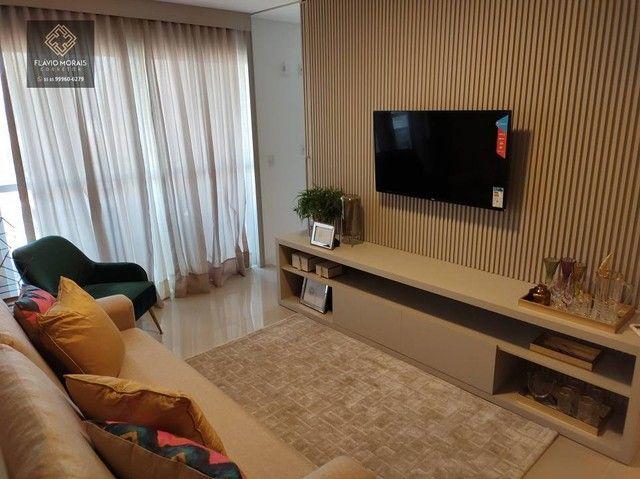 Apartamento  119 metros com 3 quartos em Papicu - Fortaleza - CE - Foto 4
