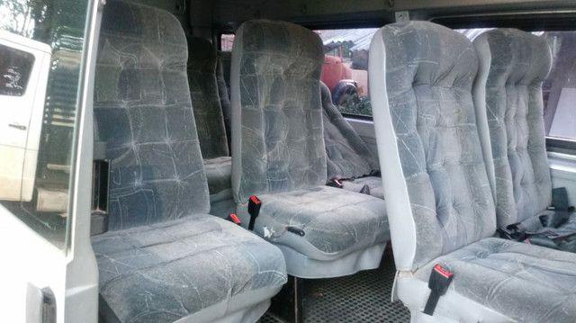 Ford transit 350l bus