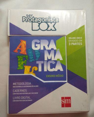 Livro Ser Protagonista Box Gramática - Ensino Médio  - Foto 5