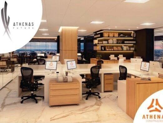 Residencial Athenas Future Living/ Apartamento 67,39m2/ 2 quartos (sendo 1 suíte)/ 1 vaga - Foto 11