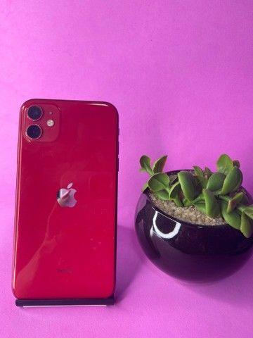 iPhone  11 128GB red ( seminovo )