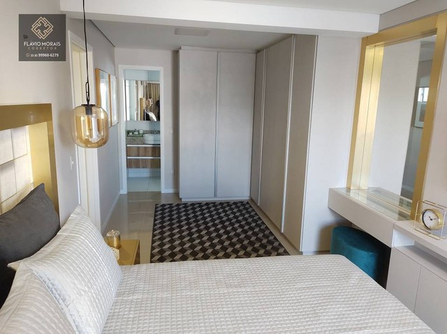 Apartamento  119 metros com 3 quartos em Papicu - Fortaleza - CE - Foto 17