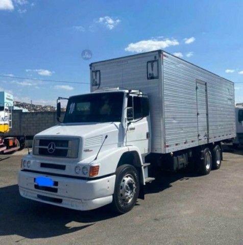 Caminhão MB 1620 - Leia o anúncio
