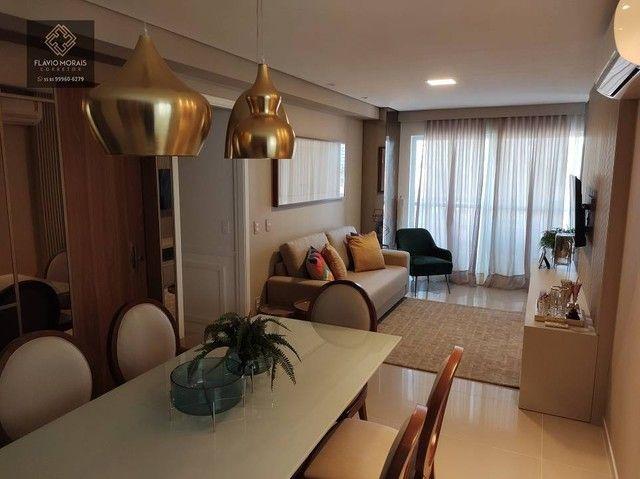 Apartamento  119 metros com 3 quartos em Papicu - Fortaleza - CE