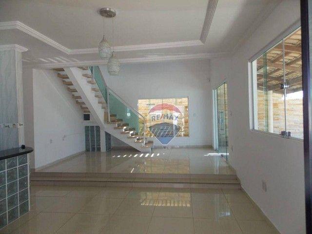 Casa com 4 dormitórios à venda, 322 m² por R$ 459.000,00 - Praia do Amor - Conde/PB - Foto 6