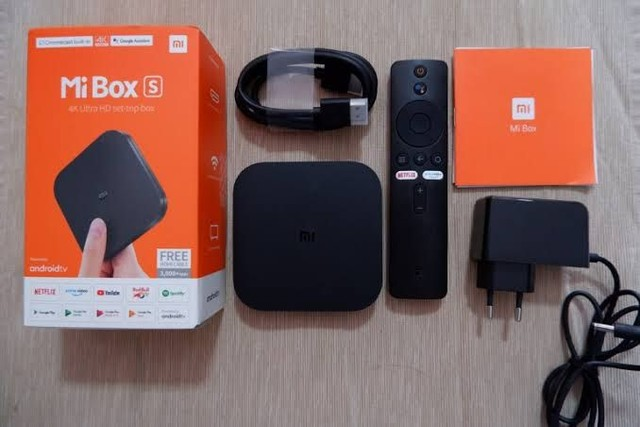 Xiaomi Mi Box S 4K Novo Lacrado Original  - Foto 3