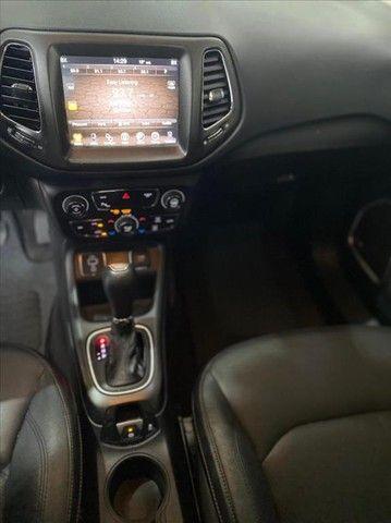 JEEP COMPASS 2.0 16V FLEX LONGITUDE AUTOMÁTICO - Foto 12