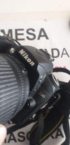 Câmera fotográfica Nikon D90 profissional com os acessórios - Foto 2