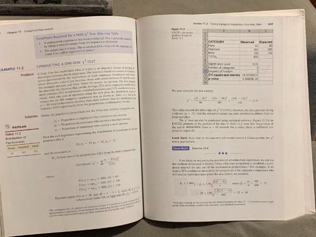 Livro Statistics for Business and Economics em perfeito estado - Foto 2