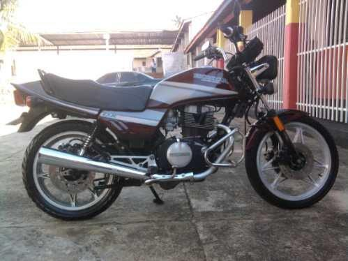HONDA CB 450 DX LUXURY SPORT 1990