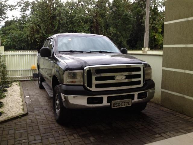 FORD F-250 CD 4X4 SUPER DUTY 2007