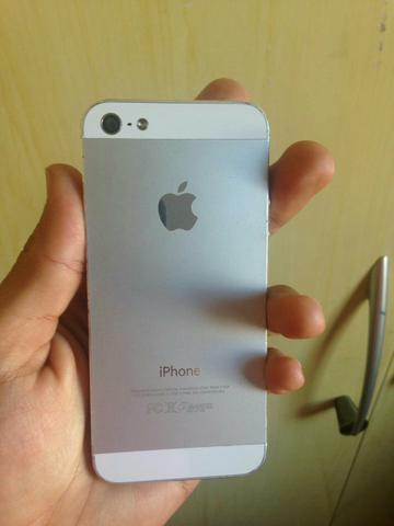 Iphone 5 16gb placa queimada