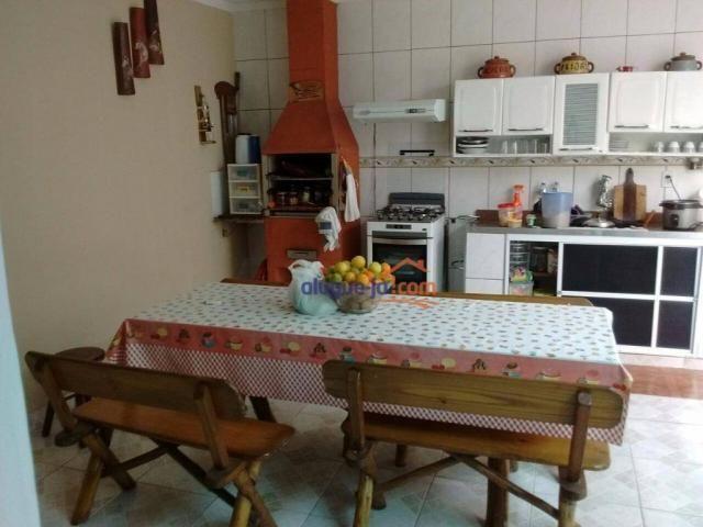 Casa residencial à venda, Loteamento Conjunto Morada Do Sol II, São José dos Campos.
