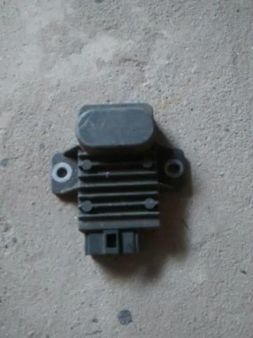 Regulador voltagem cg 150
