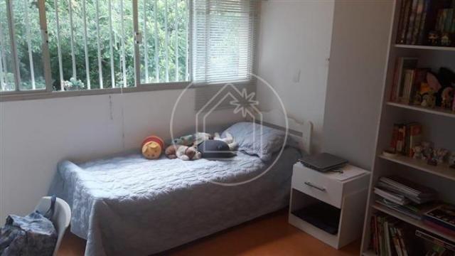 Apartamento à venda com 3 dormitórios em Humaitá, Rio de janeiro cod:854005 - Foto 13