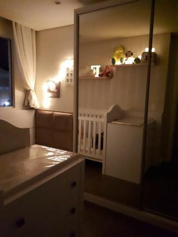 Apartamento mobiliado à venda, 2 dormitórios, Bacacheri - Foto 10