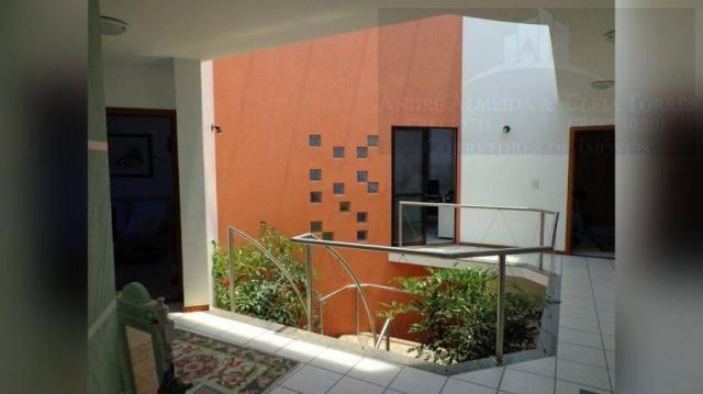 Casa em condomínio para venda em salvador, itaigara, 5 dormitórios, 3 suítes, 5 banheiros, - Foto 18