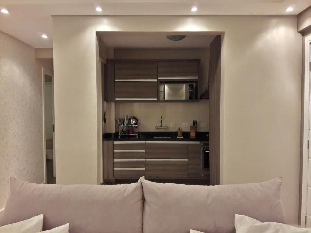 Apartamento mobiliado à venda, 2 dormitórios, Bacacheri - Foto 6