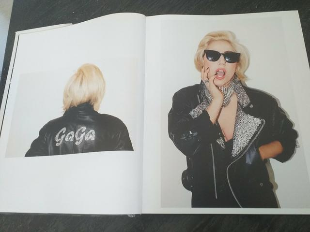 Livro LADY GAGA X TERRY RICHARDSON - Foto 4