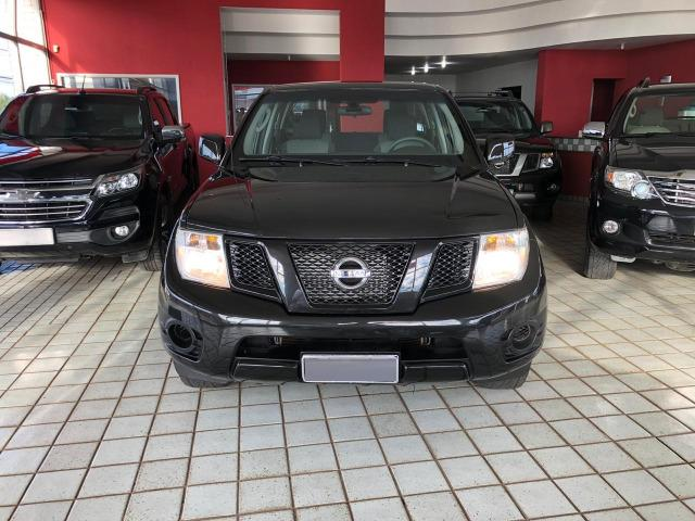 Nissan Frontier S CD_2.5TDI_1DonO_88MKM_ExtrANovA_LacradAOriginaL_Placa A_ - Foto 6