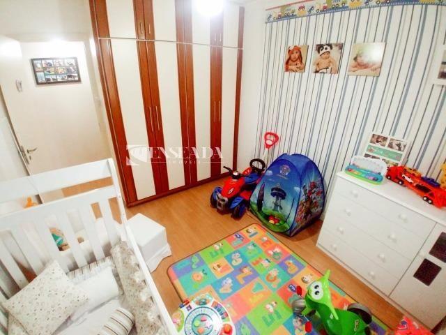 Belíssimo Apartamento de 2 quartos +1 quarto reversível, em Bento Ferreira - Foto 12