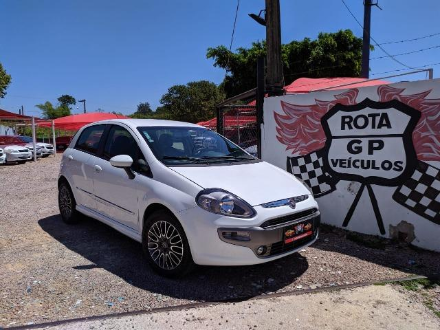 Punto Sporting 1.8 16v Flex Manual 2014 - Foto 2